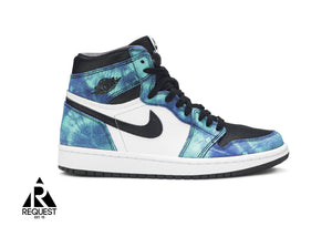 "Air Jordan 1 Retro ""Tie Dye"""