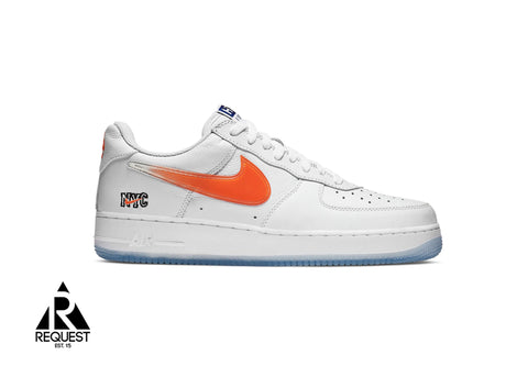 "Nike Air Force 1 Low ""Kith Knicks Away"""