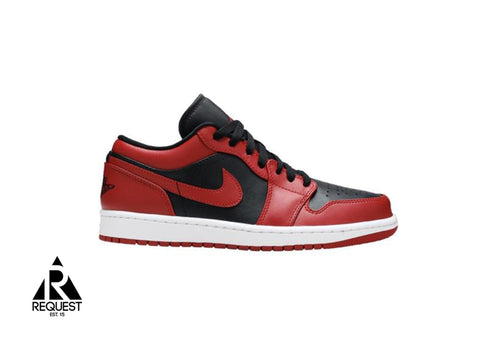 "Air Jordan Retro 1 Low ""Reverse Bred"""
