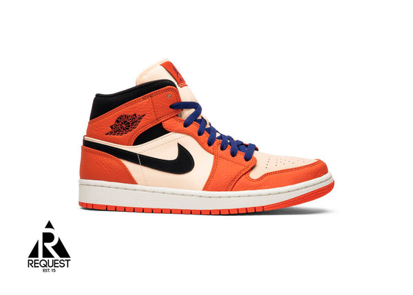 "Air Jordan 4 Retro "" Metallic Orange"""
