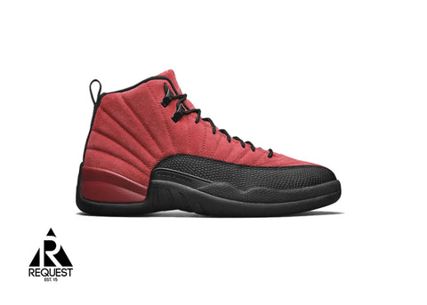 "Air Jordan 12 Retro ""Reverse Flu"""