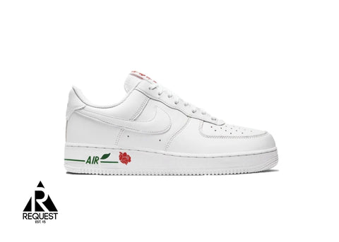 "Nike Air Force 1 Low ""White Rose"""