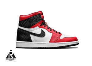 "Air Jordan 1 Retro ""Satin Snake Chicago"""