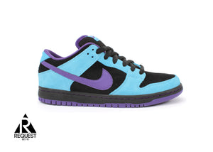 "Nike SB Dunk Low ""Skeletor"""
