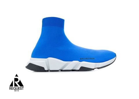 "Balenciaga Speed Trainer ""Blue"""