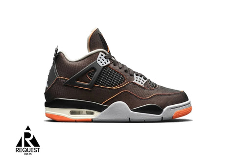 "Air Jordan 4 Retro ""Starfish"" (W)"