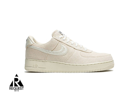 "Nike Air Force 1 ""Stussy Fossil"""