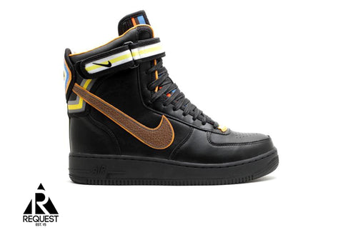 "Nike Air Force 1 High ""Tisci Black"""