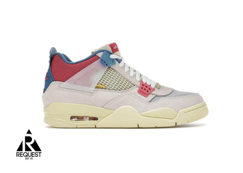 "Air Jordan 4 Retro ""Union Guava Ice"""