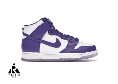 "Nike Dunk High ""Varsity Purple"""