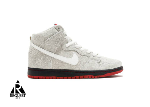 "Nike Dunk SB High ""Wolf In Sheep's Clothing"""