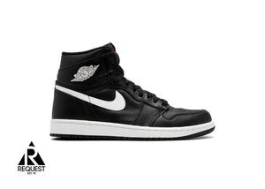 "Air Jordan 1 Retro ""Black Ying Yang"""