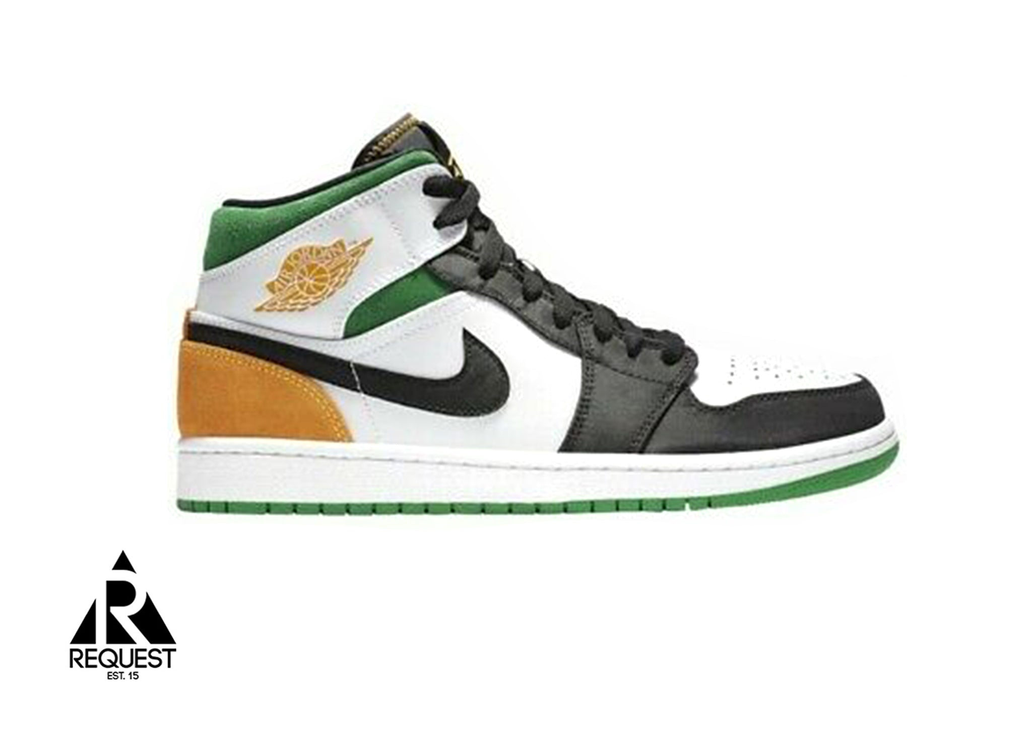 "Air Jordan 1 Mid SE ""Oakland"""