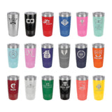 20oz Insulated Stainless Tumbler Custom Logo Laser Engraved