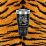 Joe Exotic Laser Engraved 30 Oz Stainless Insulated Tumbler