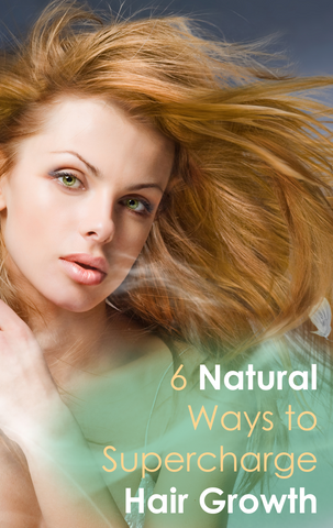 6 natural ways to supercharge hair growth