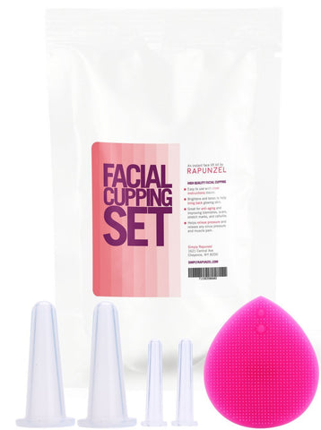 Rapunzel Facial Cupping Set.