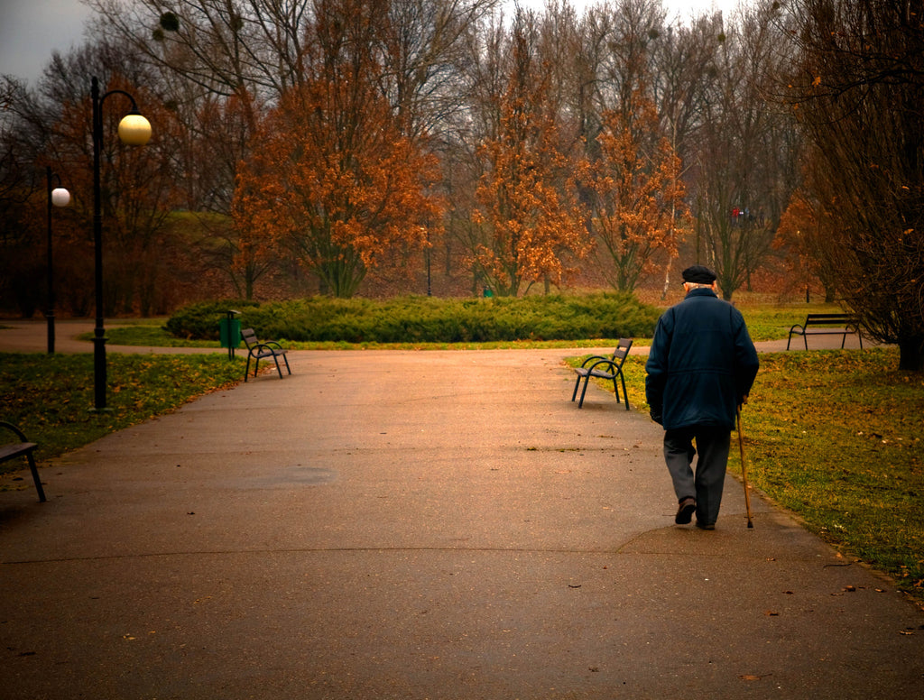 More Than Half of All People With Dementia Will Wander