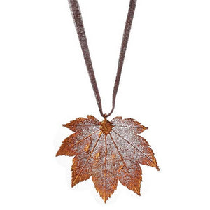Maple Leaf - Copper