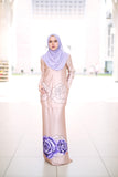 Rosy Kurung - Golden Brown