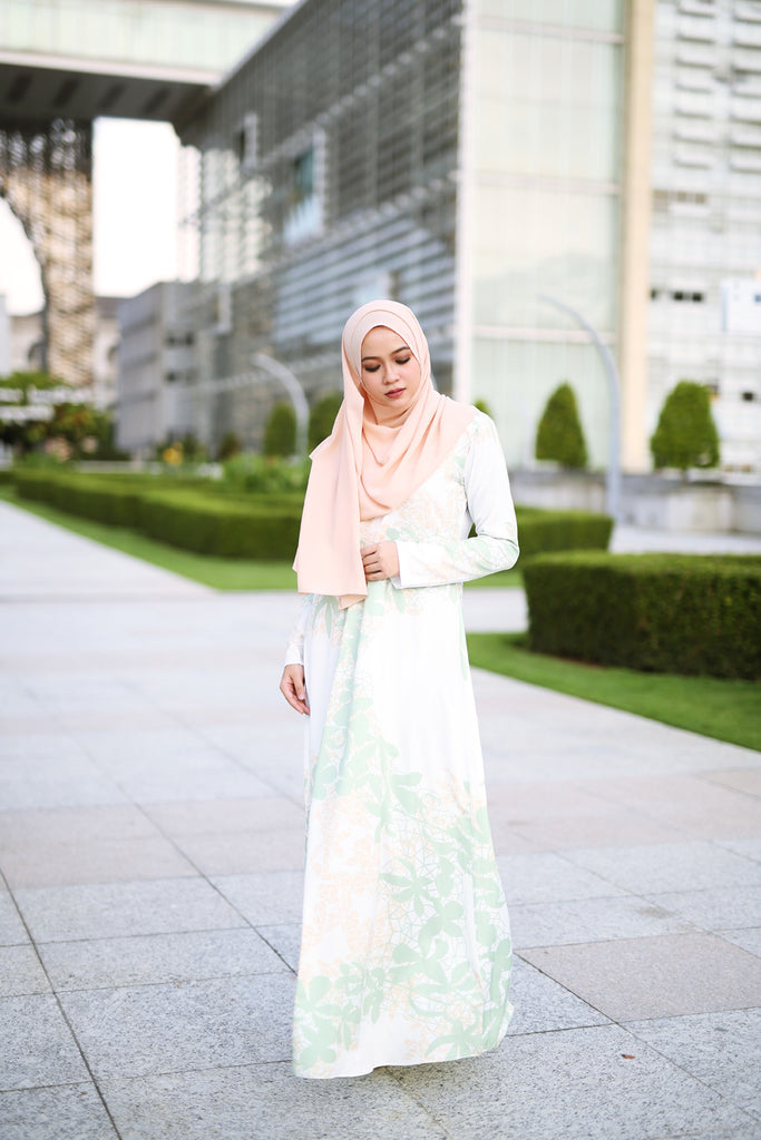 Autumn Jubah - Green