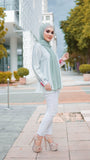 Sophie  Doll Blouse - Mint