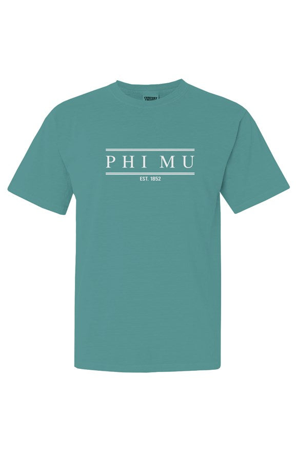 Phi Mu Between The Lines
