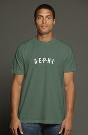 Alpha Epsilon Phi Star Spaced Tee