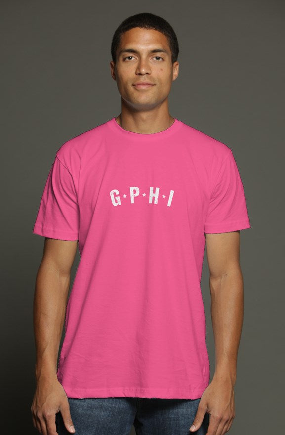 Gamma Phi Beta Star Spaced Tee