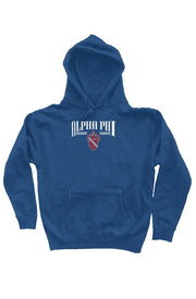 Alpha Phi The College Crewneck