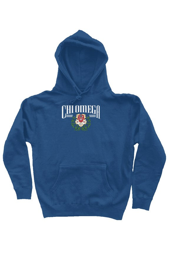 Chi Omega The College Crewneck