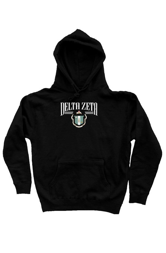 Delta Zeta The College Crewneck