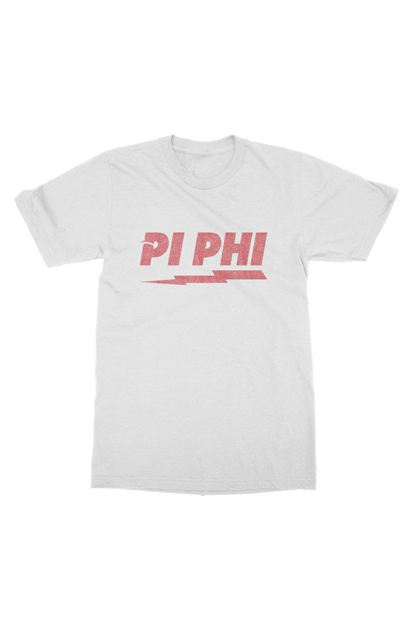 Pi Beta Phi Distressed Bolt