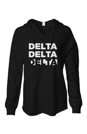 Delta Delta Delta Bold Switch