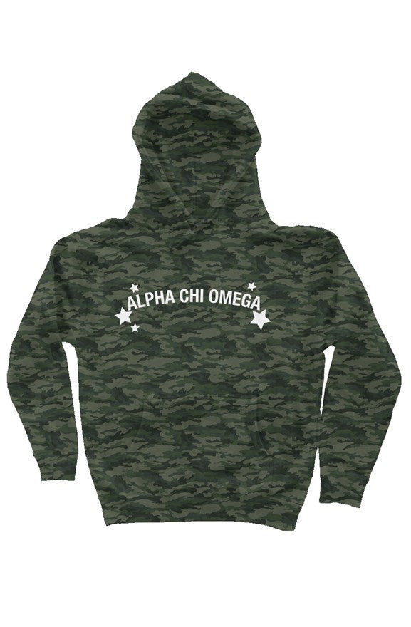 Alpha Chi Omega Haven't you heard? Camo is in - Hoodie