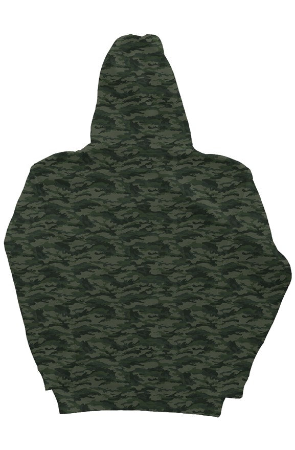 Kappa Kappa Gamma Haven't you heard? Camo is in - Hoodie