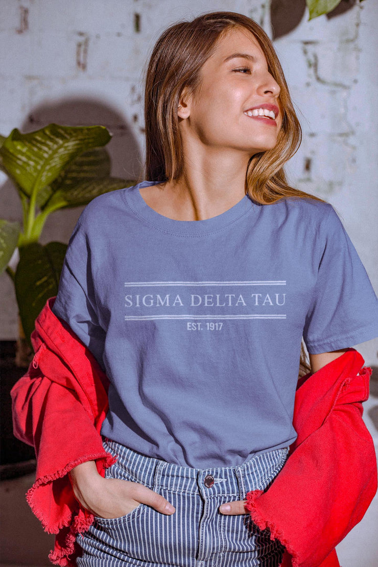 Sigma Delta Tau Between The Lines