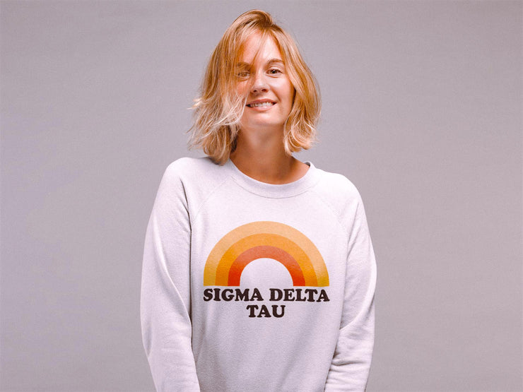 Sigma Delta Tau Horizon Long Sleeve Tee