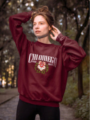 Chi Omega The College Crewneck Sweatshirt