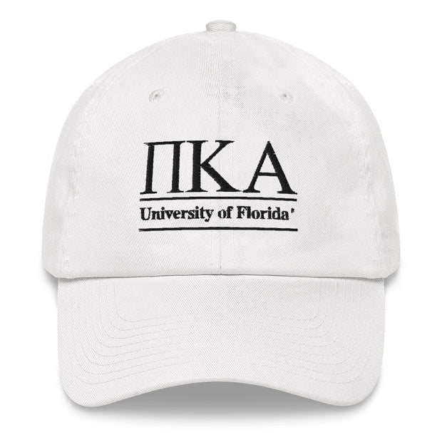 University of Florida - Pi Kappa Alpha - Chapter House Hat