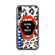Alpha Xi Delta Phone Case - Lost in the Pattern