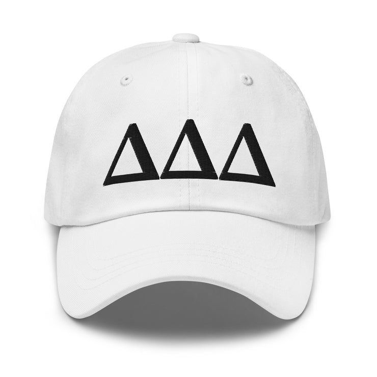Classic Embroidered Hat
