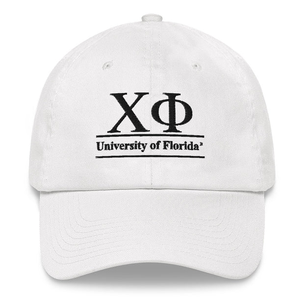 University of Florida - Chi Phi - Chapter House Hat