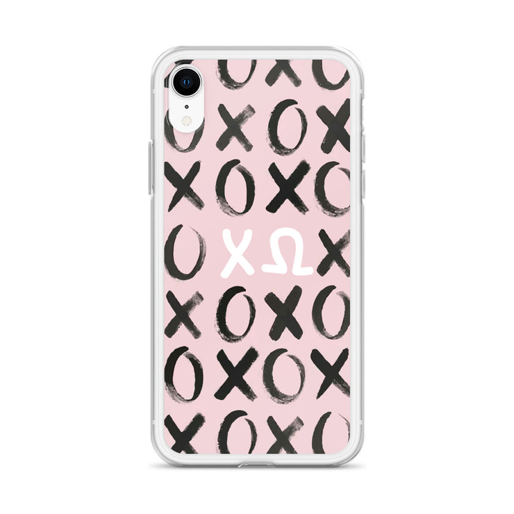 Chi Omega Phone Case - XOXO