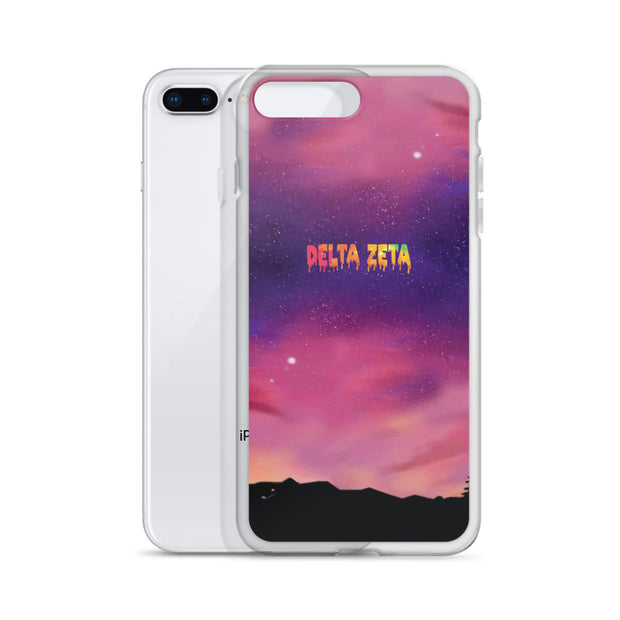 Delta Zeta CHANCE iPhone Case