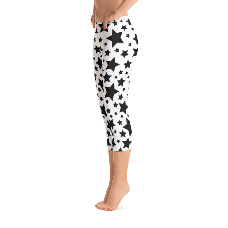 Alpha Gamma Delta Leggings - All of the Stars