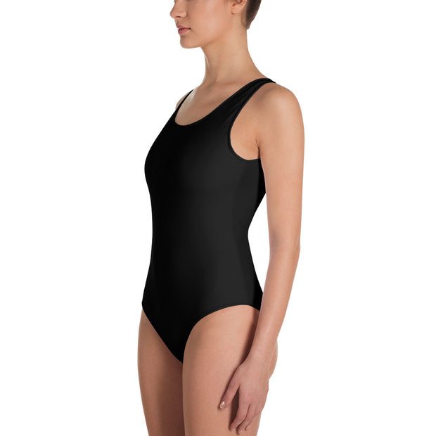 Solid Gameday Body Suit (Black)