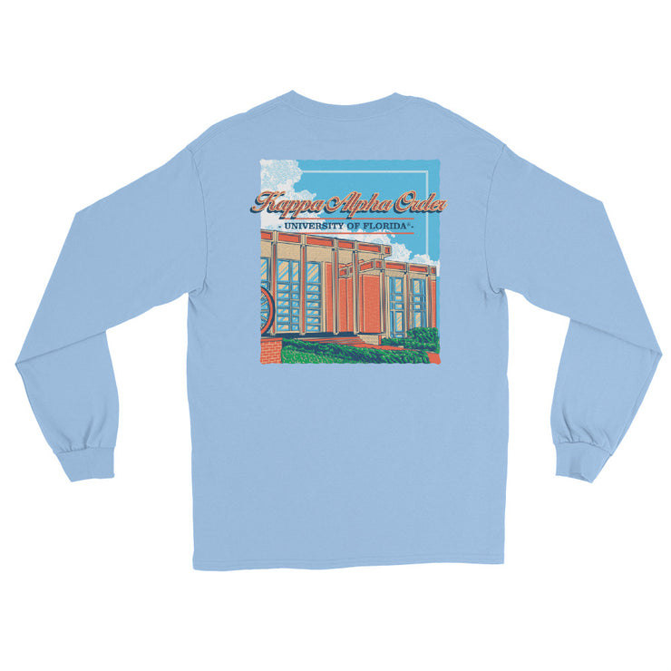 University of Florida - Kappa Alpha Order - Chapter House Long Sleeve