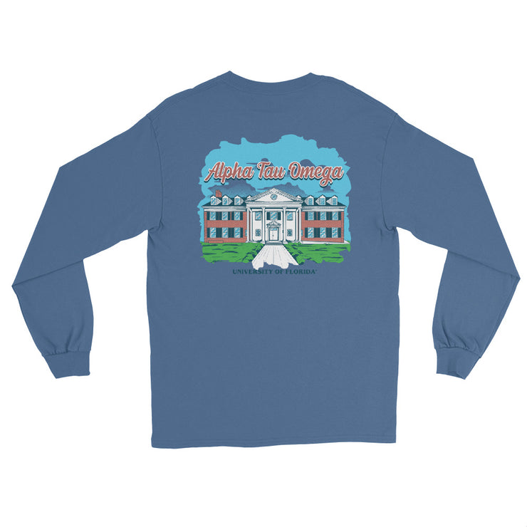 University of Florida - Alpha Tau Omega - Chapter House Long Sleeve