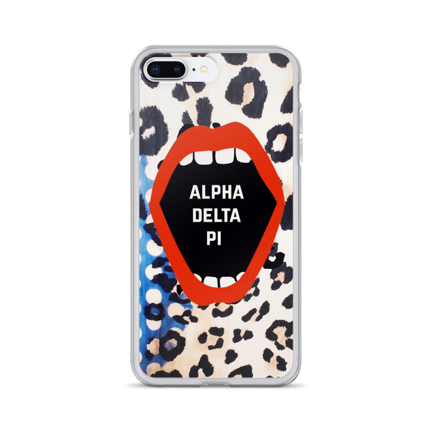 Alpha Delta Pi Phone Case - Lost in the Pattern